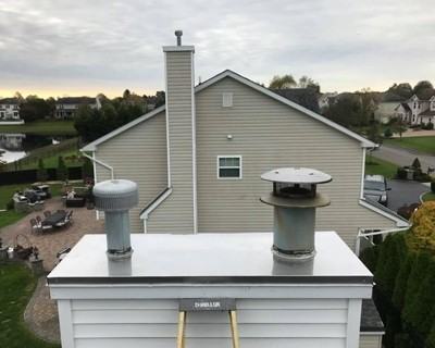 Long Island Chimney Flashing Installation Long Island